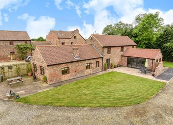 Thumbnail 4 bed barn conversion for sale in York Road, Thirsk