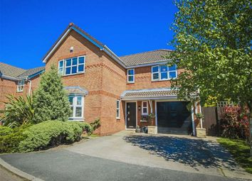Thumbnail 4 bed detached house for sale in The Cherries, Euxton, Chorley