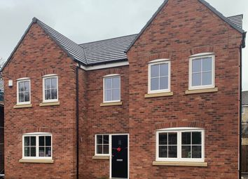 Thumbnail 4 bed detached house for sale in Priory Paddocks, Bawtry Road, Blyth, Doncaster