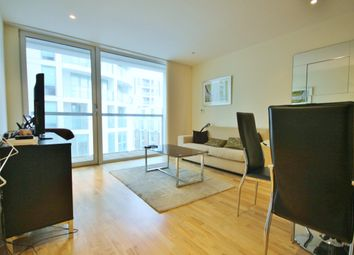 Thumbnail 1 bed flat to rent in Lanterns Way, Canary Central, South Quay, Docklands