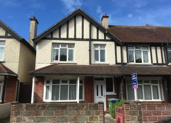 Thumbnail 3 bed end terrace house for sale in Linden Road, Bognor Regis, West Sussex