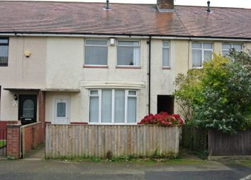 Thumbnail 3 bed terraced house to rent in Wood Street, Fleetwood