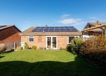 Thumbnail 3 bed detached bungalow for sale in Avon Walk, Featherstone, Pontefract