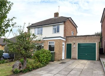 Thumbnail 3 bed detached house for sale in Orchard Close, Normandy, Guildford