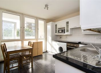 Thumbnail 3 bed flat to rent in Bath Court, St. Luke's Estate, London