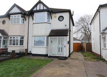 Thumbnail 3 bedroom semi-detached house for sale in Blackhalve Lane, Wolverhampton