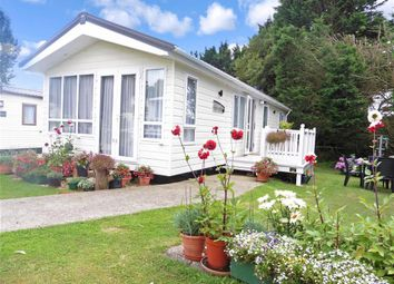 Thumbnail 2 bed mobile/park home for sale in Main Road, Rookley, Ventnor, Isle Of Wight