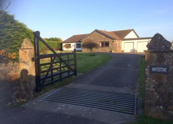 Thumbnail 4 bed detached bungalow for sale in Anderson Lane, Southgate, Swansea
