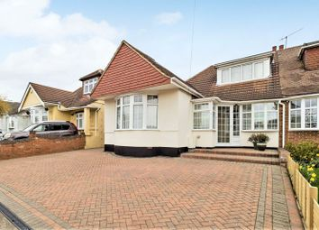 Thumbnail 4 bed semi-detached bungalow for sale in Clyde Way, Rise Park, Romford