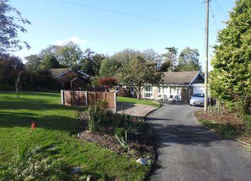 Thumbnail 3 bed detached bungalow for sale in Pontgarreg, Llandysul, Ceredigion