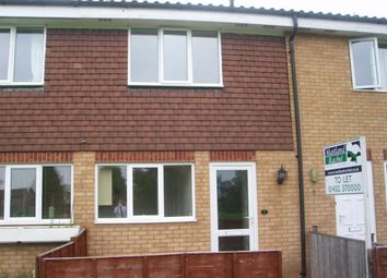 Thumbnail 2 bed terraced house to rent in Taunton Way, Hereford
