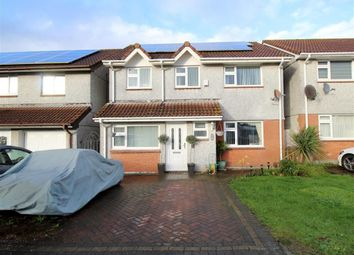 Thumbnail 4 bed detached house for sale in Fairfield, Plympton, Plymouth