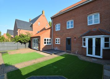 Thumbnail 4 bed detached house to rent in Dudley Doy Road, Southwell