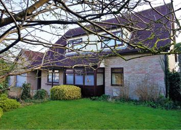 Thumbnail 4 bed detached house for sale in The Hemlocks, Haslingfield, Cambridge