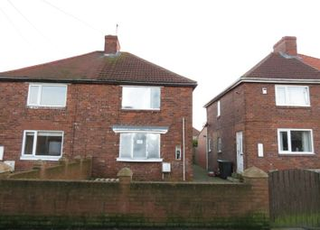 Thumbnail 3 bed semi-detached house for sale in A J Cook Terrace, Shotton Colliery, Durham