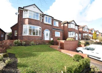 Thumbnail 4 bed detached house for sale in Bury New Road, Whitefield, Manchester