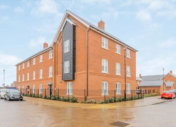 Thumbnail 1 bed flat for sale in Cavalry Road, Colchester