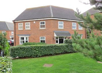 Thumbnail 4 bed detached house for sale in Chandos Mews, Leeds