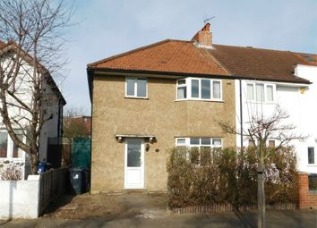Thumbnail 3 bed end terrace house for sale in Northfields Road, West Acton, London