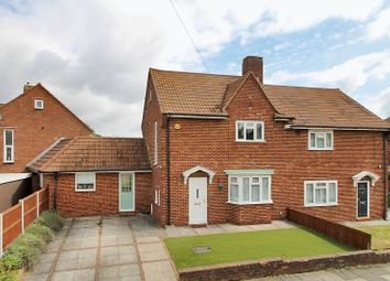 2 bed semi-detached house for sale in Hathern Gardens, London SE9