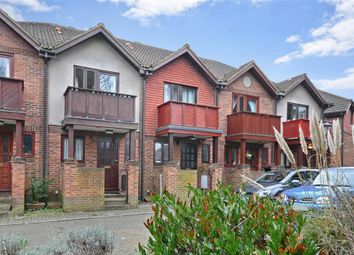 Thumbnail 2 bed terraced house for sale in Alpine View, Carshalton, Surrey