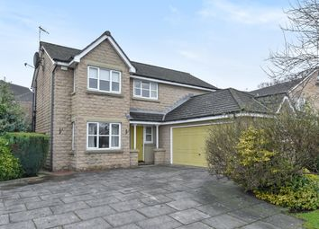 Thumbnail 4 bedroom detached house for sale in The Leavens, Apperley Bridge, Bradford