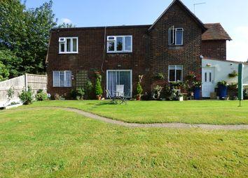 Thumbnail 1 bed flat to rent in Bons Farm Cottage, Stapleford Road, Stapleford Tawney