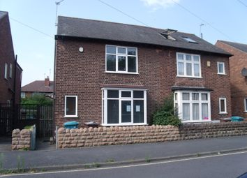Thumbnail 4 bed semi-detached house to rent in Ednaston Road, Dunkirk, Nottingham