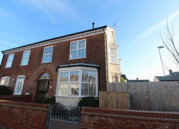 Thumbnail Terraced house for sale in Lowestoft Road, Gorleston, Great Yarmouth