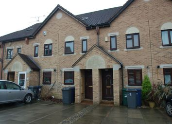 Thumbnail 3 bed terraced house to rent in Swan Drive, Colindale