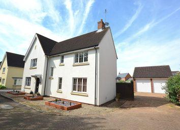 Thumbnail 4 bedroom detached house for sale in Harvest Fields, Bishop`S Stortford