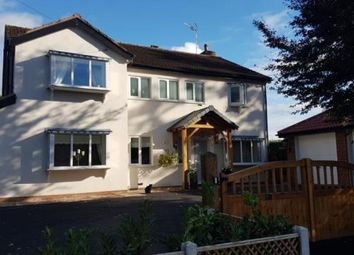 Thumbnail 4 bed detached house for sale in Sandbach Road North, Alsager, Stoke-On-Trent, Cheshire