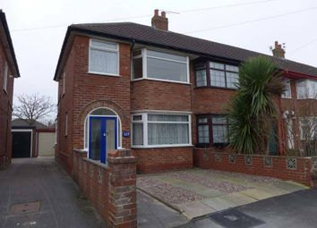Thumbnail 3 bed end terrace house for sale in Lockerbie Avenue, Thornton-Cleveleys