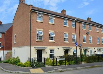 Thumbnail 3 bed town house for sale in Cleveland Drive, Brockworth, Gloucester