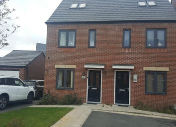 Thumbnail 3 bedroom semi-detached house for sale in Pembrey Gardens, Wolverhampton