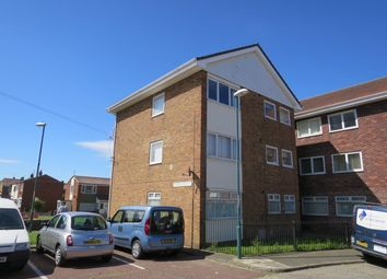 Thumbnail 3 bed flat for sale in Steward Crescent, South Shields