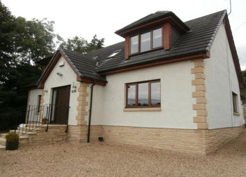 Thumbnail 4 bedroom detached house for sale in Coach Road, Kilsyth, Glasgow