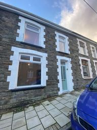 Thumbnail 3 bed terraced house for sale in Graigwen Road, Porth