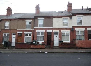 3 bed terraced house to rent in Northfield Road, Coventry, West Midlands CV1