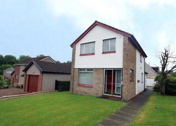 Thumbnail 3 bed detached house for sale in Ben Ledi Avenue, Paisley, Renfrewshire