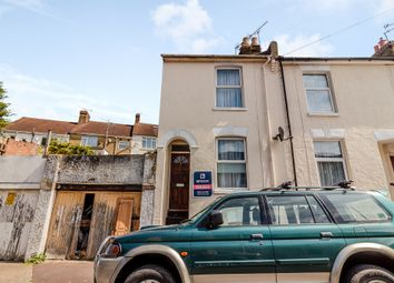 Thumbnail 2 bed end terrace house for sale in Seymour Road, Chatham