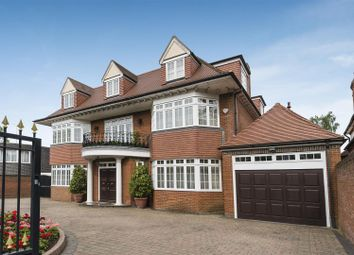 7 bed detached house for sale in View Road, London N6