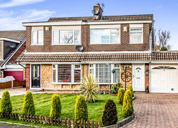 Thumbnail 3 bedroom semi-detached house for sale in Rydal Close, Astley, Tyldesley, Manchester