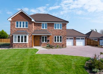 Little Paddock, Goddards Lane, Sherfield On Loddon RG27. 5 bed detached house