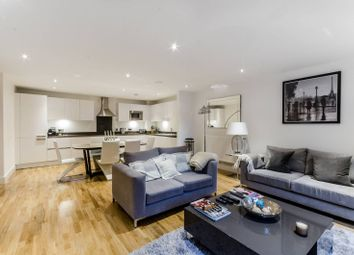 Thumbnail 3 bed flat to rent in Dowells Street, Greenwich, London SE109Fs