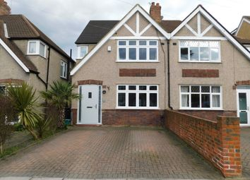 Thumbnail 4 bed semi-detached house for sale in Rydal Gardens, Hounslow