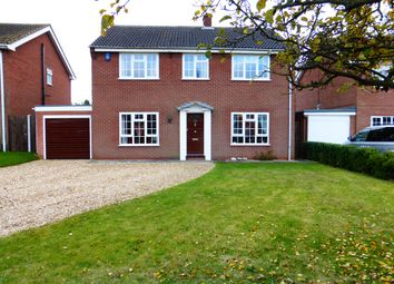 Thumbnail 4 bed detached house for sale in Eastfield, North Muskham, Newark