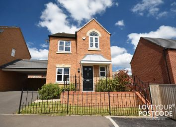 Thumbnail 3 bedroom detached house for sale in Ditta Drive, Oldbury