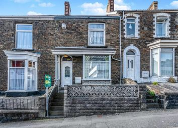 Thumbnail 3 bed terraced house for sale in Mount Pleasant, Swansea