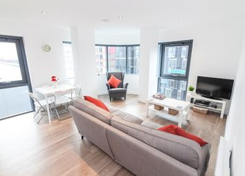 2 bed flat to rent in Blossom Street, Manchester M4